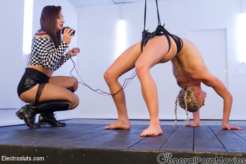 Bella Bends Gymnast Electrified