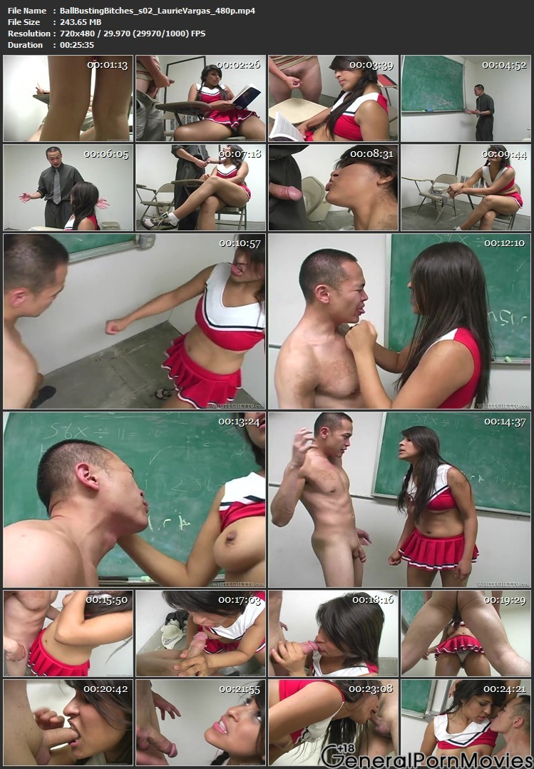 Ballbusting Bitches ball busting bitches, scene #02 whiteghetto 2012 laurie